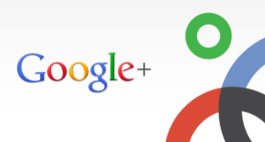 Google Plus for Events